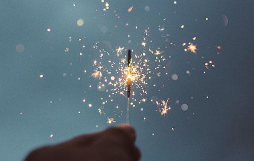 Sprinkling stardust on logic